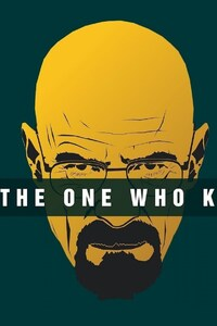 1440x2560 I Am The One Who Knocks