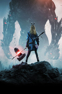 I Kill Giants 2018 Movie 4k