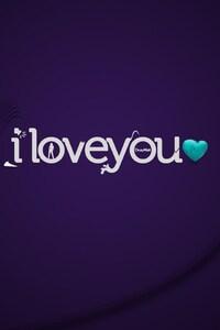 I Love U Typo