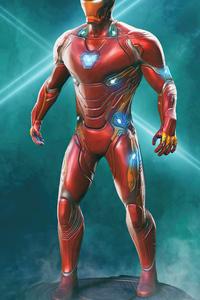 640x1136 Iam Iron Man