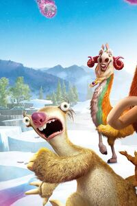 800x1280 Ice Age Collision Course Animated Movie