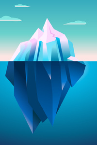 Iceberg Minimalism