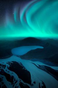 Iceland Aurora Borealis 5k