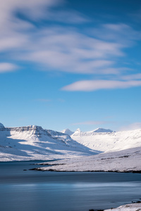 480x854 Iceland Mountains Afternoon 5k