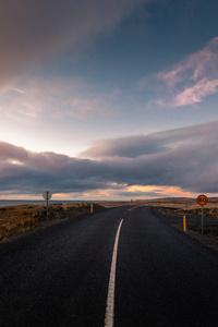 Iceland Sunset 8k