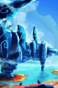 Icescape Artwork
