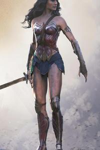 Iconic Wonder Woman