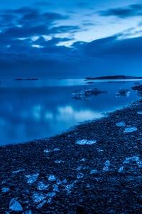 Icy Land Jokulsarlon Lake 5k