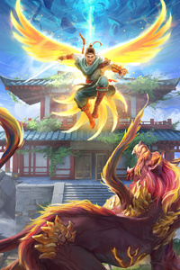 800x1280 Immortals Fenyx Rising Myths Of The Eastern Realm