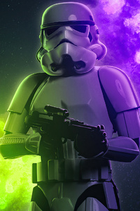 1280x2120 Imperial Stormtrooper 4k