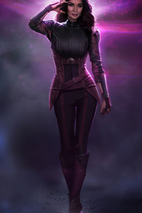 Imra Ardeen AKA Saturn Girl