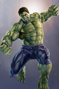 Incredible Hulk Avengers