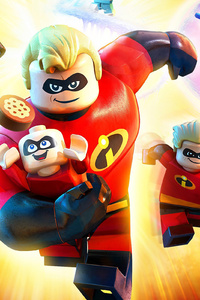 720x1280 Incredibles Lego