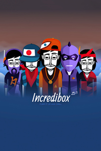 750x1334 Incredibox Team 5k