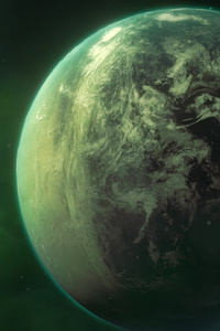 1440x2960 Inefected Planet 4k