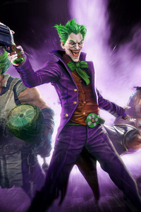 Infinite Crisis Jokers