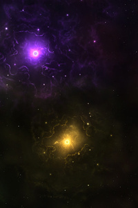 1280x2120 Infinity Constellation 4k