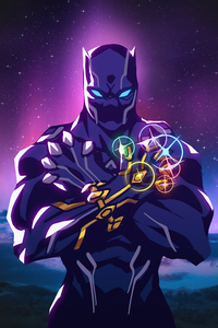 1125x2436 Infinity Panther