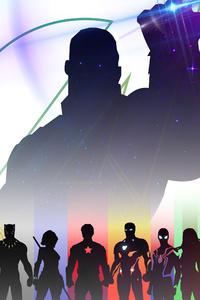 320x568 Infinity War 5k