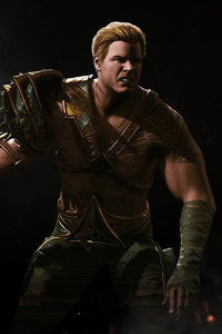 Injustice 2 Aquaman