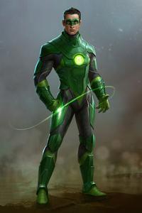 Injustice 2 Green Lantern 4k