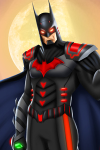 1280x2120 Injustice Regime Batman