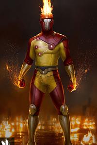 Injustice2 Firestorm