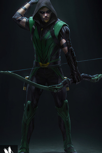 Injustice2 Green Arrow 4k