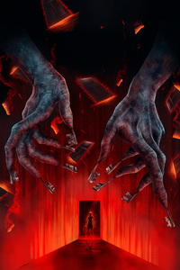 Insidious The Last Key Movie 4k