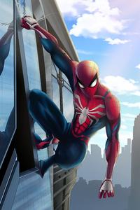 1280x2120 Insomniac Spiderman