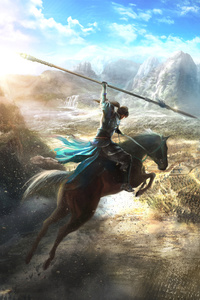 Into The Battle Dynasty Warriors 9