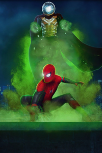 720x1280 Into The Spiderverse 4k