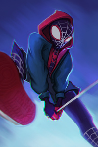 Into The Spiderverse Fanart