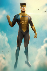 480x854 Invincible Animated Series