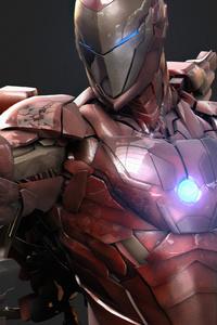 1080x2280 Invincible Iron Man