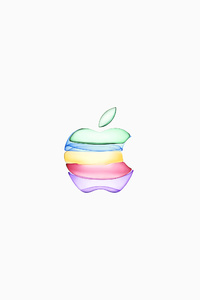 480x854 Iphone 11 Event Logo W4k