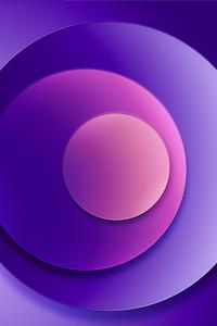 480x800 Iphone 12 Purple Stock