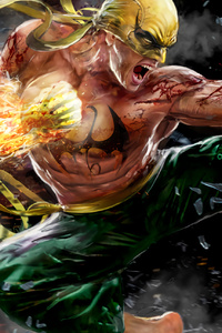 Iron Fist Artwork