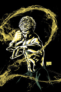 Iron Fist Season 2 5k Art