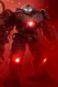Iron Hulkbuster 4k 2020