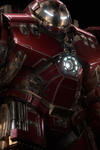 Iron Hulkbuster 4kart