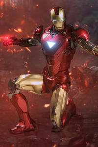 1080x2280 Iron Man 13