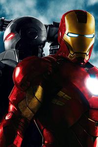 Iron Man 2 4k
