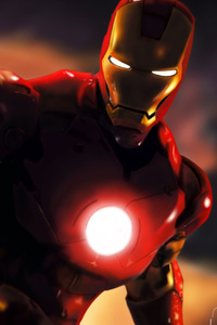 720x1280 Iron Man 2 Digital Art
