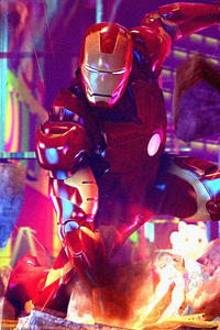 Iron Man 2018 New