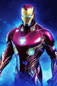 1440x2560 Iron Man 2020 Avengers Suit