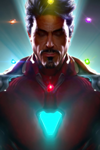 Iron Man 2020 Infinity Suit