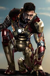 Iron Man 3 Artwork 5k