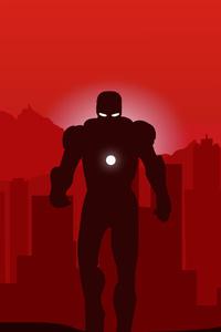 360x640 Iron Man 4k 2020