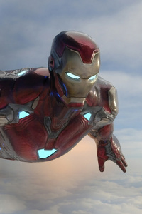 Iron Man 4k Arts New